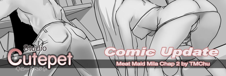 Comic Update: Maid Maid Mila Chap 2 by TMChu